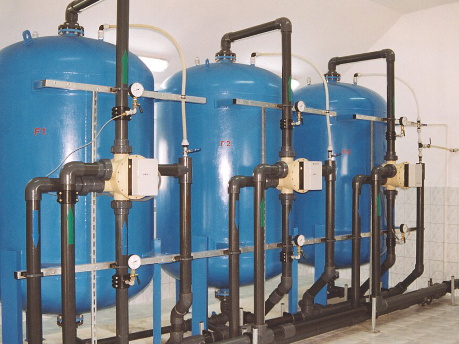 Water Treatment Plant Siedlce